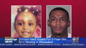 AMBER Alert Issued For Missing Milwaukee Girl [Video]