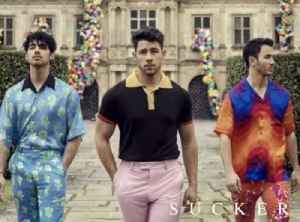 Jonas Brothers Land No. 1 Spot on 'Billboard' Hot 100 With 'Sucker' [Video]