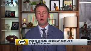 NFL Network's Tom Pelissero, NFL Network Insider Ian Rapoport detail Green Bay Packers' expected free agency signing [Video]