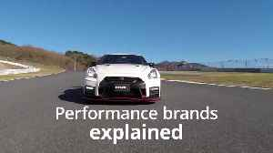 Performance brands explained [Video]