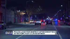 Three hospitalized after shooting at motorcycle club on Detroit's east side [Video]