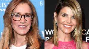 Felicity Huffman, Lori Loughlin Among Dozens Charged in College Admissions Bribery Scheme [Video]