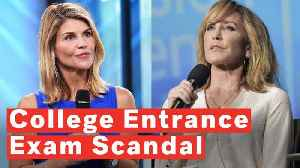 Lori Loughlin And Felicity Huffman Among 40 Charged In College Entrance Exam Cheating Scandal [Video]