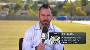 Los Angeles Rams safety Eric Weddle explains why he chose to sign with the Rams [Video]
