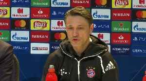 Bayern hungry for a win against Champions League opponents Liverpool. [Video]