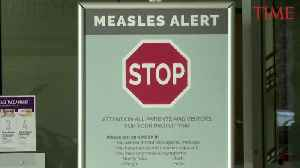 A Measles Diagnosis Is Confirmed in New Hampshire. Now, 12 States Have Cases of the Disease [Video]