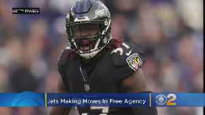 Jets Free Agency: Mosely Addition A Major Boon To Linebacker Corps [Video]