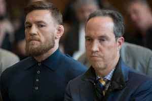 News video: Conor McGregor Arrested on Felony Robbery Charges