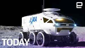 Toyota is making a moon rover for Japan [Video]