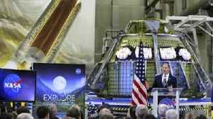 NASA requests $21 billion budget to lead the agency's return — with astronauts — to the moon [Video]