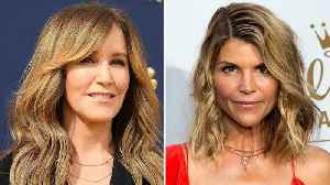 News video: Felicity Huffman, Lori Loughlin Both Involved In College Entrance Exam Scandal | THR News