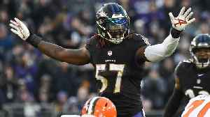 C.J. Mosley Highlights Tuesday's Free Agent Frenzy [Video]