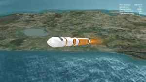 United Launch Alliance Delta IV launch of WGS-10 [Video]