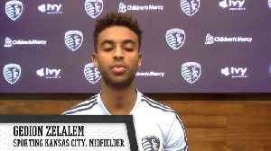 Why Gedion Zelalem Made The Move To MLS [Video]