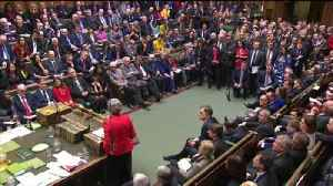 News video: Why did MPs reject PM's Brexit deal?