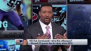 Will New England Patriots tight end Rob Gronkowski play or retire in 2019? NFL Network's Willie McGinest thinks he'll do BOTH [Video]