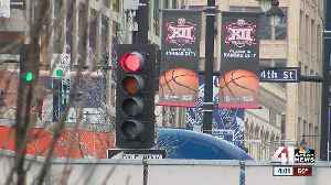 Downtown restaurants bank on Big 12 tourney for strong sales [Video]