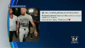MMA Star Conor Mcgregor Released From Jail [Video]