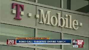 Florida woman taking T-Mobile to court for failing to block calls from scammer [Video]