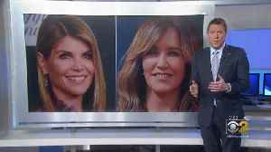 Lori Loughlin, Felicity Huffman Among 50 Charged In College Admissions Scandal [Video]