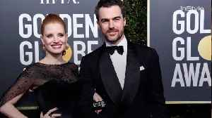 Jessica Chastain Just Shared the First Photo of Her Baby Girl [Video]