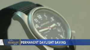 New Bill Proposes Year-Round Daylight Standard Time [Video]