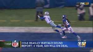 News video: Cole Beasley Is Bound For Buffalo