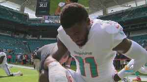 DeVante Parker Signs Two-Year Contract With Dolphins [Video]