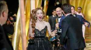 Behind The Photo: Al Seib at the Oscars [Video]