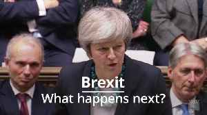 News video: Brexit: What happens next?