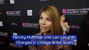 News video: Celebrity College Bribery Scandal May Be The Tip Of The Iceberg