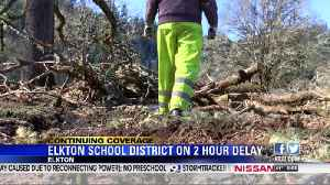 power outage in Elkton [Video]