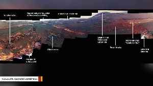 This Is Mars Rover Opportunity's Last Panorama [Video]