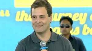 Rahul Gandhi Targets Modi in Front of Students at Stella Maris College Chennai | Oneindia News [Video]
