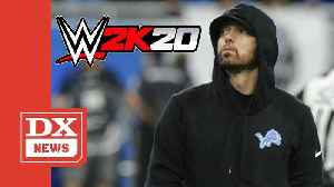 Eminem Reportedly Inks Deal With WWE For TV Appearance & Video Game Soundtrack [Video]