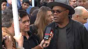 Samuel L. Jackson refuses to back down on anti-Trump stance [Video]