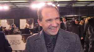 Ralph Fiennes 'would love to be Alfred' in the new Batman movie [Video]