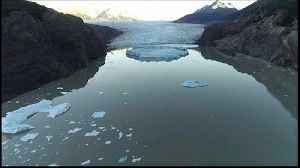 Alarm after fresh iceberg ruptures in Chile's Patagonia region [Video]