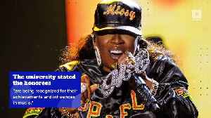 Missy Elliott to Receive Honorary Doctorate From Berklee College of Music [Video]