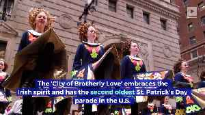 Top 5 Cities to Celebrate St. Patrick's Day [Video]