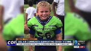 Bel Air community supports crash victims [Video]