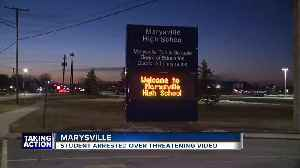 Parents react to student rap video about shooting up Marysville High School [Video]