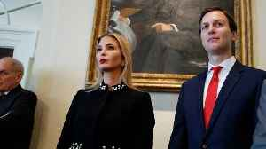 Ivanka Trump And Jared Kushner's Use Of Federally Funded Flights [Video]