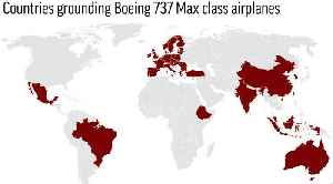 U.S. Not Grounding Boeing 737 MAX Planes After Crash [Video]