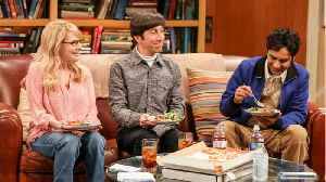 'Big Bang Theory' Nears The Finale [Video]
