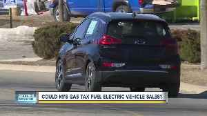 Could MI's gas tax fuel electric vehicle sales? [Video]