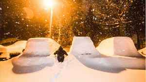 Blizzard, High Winds And Possible Flooding To Hit U.S. Plains States [Video]