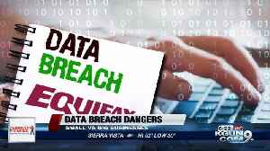 Consumer Reports: Small business data breach danger [Video]
