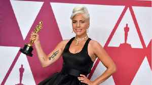 Lady Gaga Hints At New Music While Tackling Latest Round Of Rumors [Video]