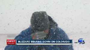 75 mph wind gusts reported at Denver International Airport [Video]